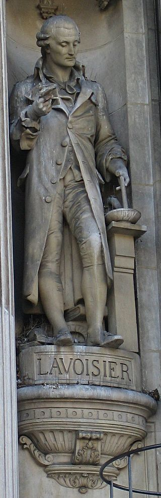 Lavoisier-statue